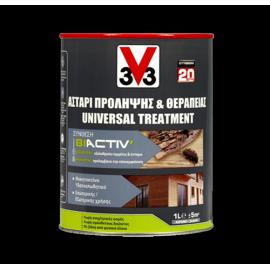 UNIVERSAL TREATMENT BIACTIV® 5 lt V33 ΑΣΤΑΡΙ ΠΡΟΛΗΨΗΣ