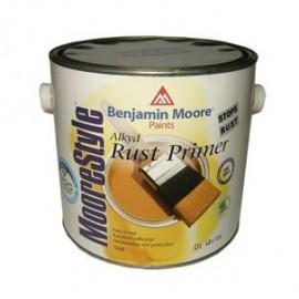 BENJAMIN MOORE RUST PRIMER 568  0.75 L