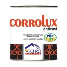 CORROLUX antirust 2.5kg λευκο & αποχρωσεις