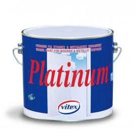 PLATINUM SATIN/MAT   2.5L ΡΙΠΟΛΙΝΗ VITEX