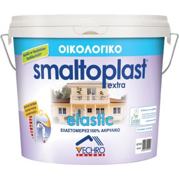 ELASTIC SMALTOPLAST ΛΕΥΚΟ 10lt
